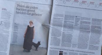Anna Bikont: De misdaad en het zwijgen