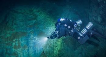 Poolse duiker ontdekt diepste ondergelopen grot ter wereld