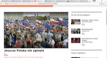 Nog is Polen niet verloren