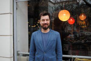 Ontmoet Kamil Bałuk, schrijver van Wszystkie dzieci Louisa (Alle kinderen van Louis) @ Café Belcampo | Amsterdam | Noord-Holland | Nederland