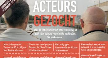 Acteurs gezocht voor Afmeren, een Rotterdamse film met een 'Pools accent'