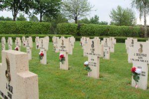 73ste herdenking bevrijding Breda door Poolse Pantserdivisie