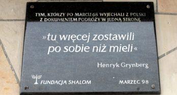 Op toneel (en alsnog voor de rechter?): de vergeten verdrijving van Poolse Joden