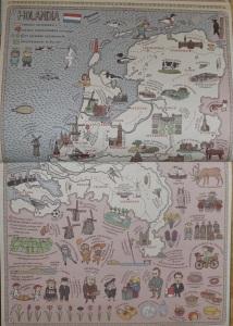 Holandia Mapy