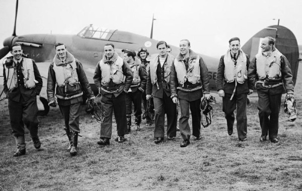 Polen in de RAF