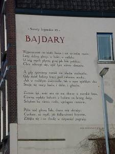 Poolse poëzie in Leiden