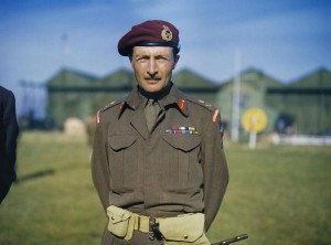 Browning in 1942 © IWM (TR 174)
