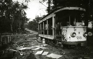 Gelders Archief Tram bij Veerweg kl