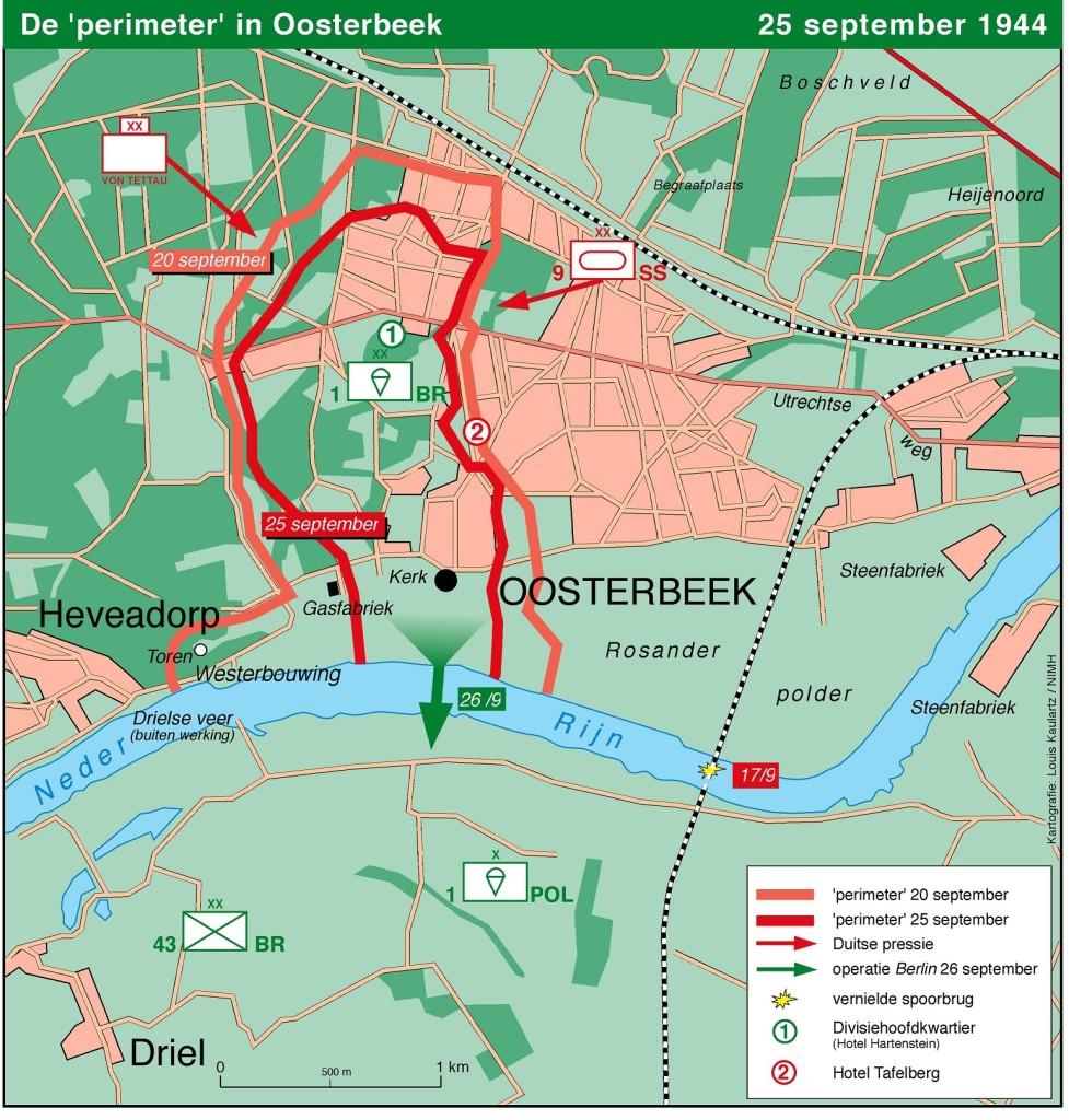 Perimeter Oosterbeek kl