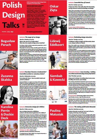 Polish Design Talks Polen In Beeld