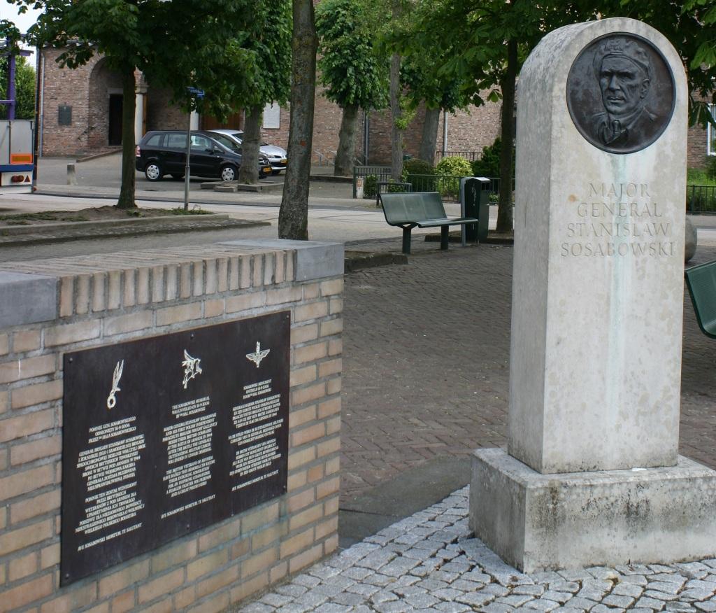 Sosabowski Monument 1