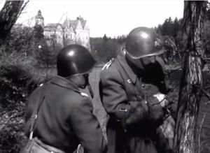 Still uit film Gdzie jest generał 1963
