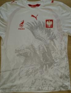 Tshirt Pools Elftal 2006 met Huzaar