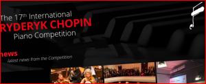 Chopin concours screendump