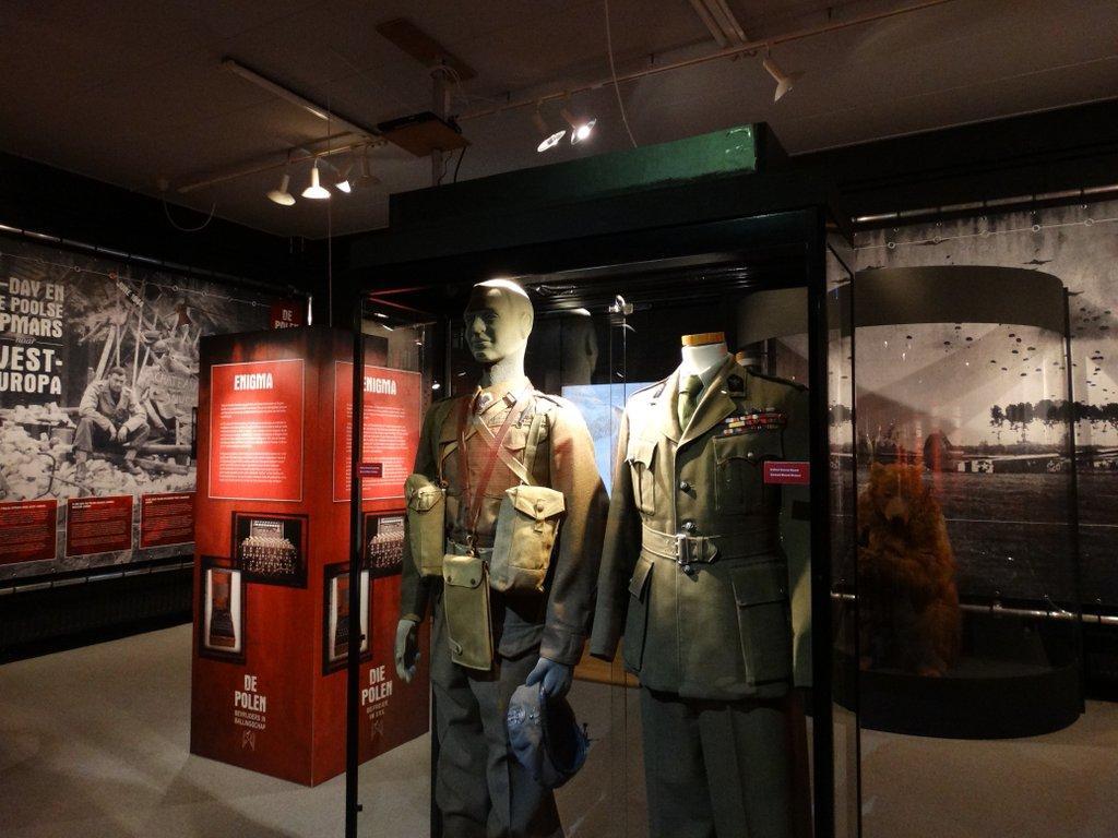 Tentoonstelling bevrijdingsmuseum