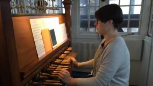 Fiebig tijdens Culture zondag net als Leszek Możdżer en Holland Baroque @ Domtoren | Utrecht | Utrecht | Nederland