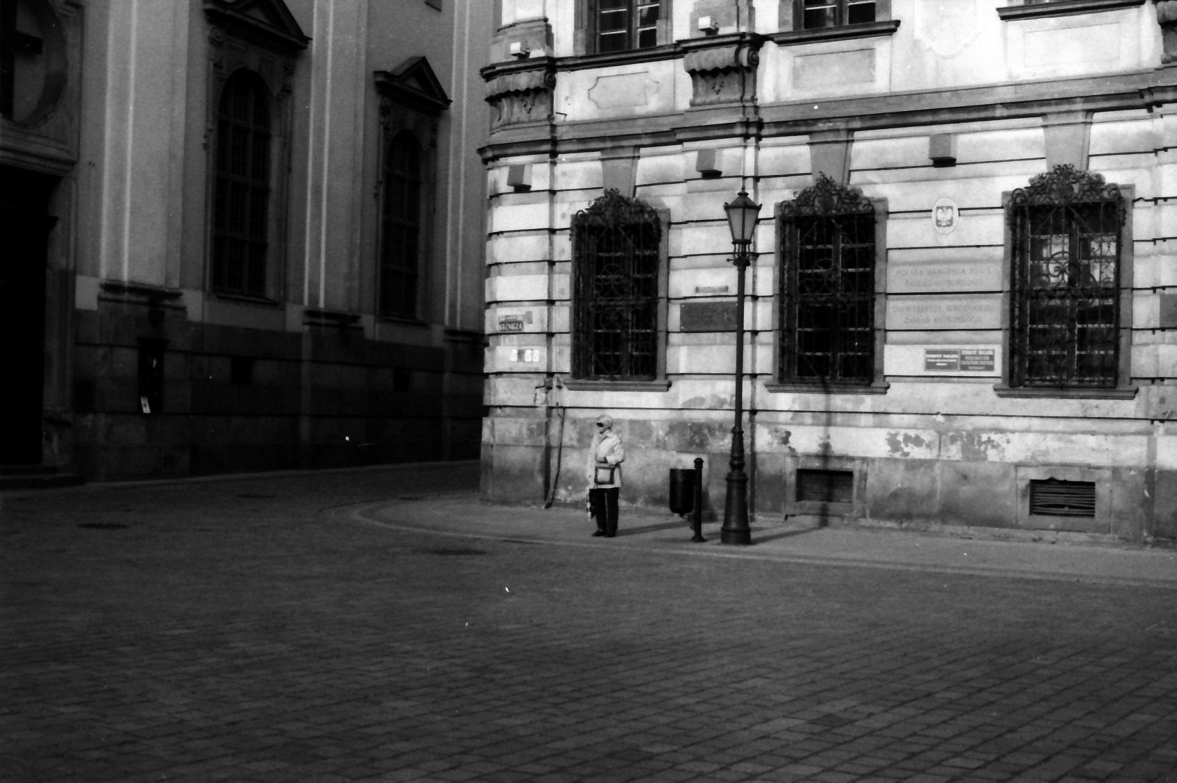 Veit Schmoll. Streetlight. 2015