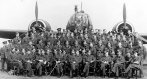 Poolse bommenwerper van 305 Squadron (bron Wikipedia)