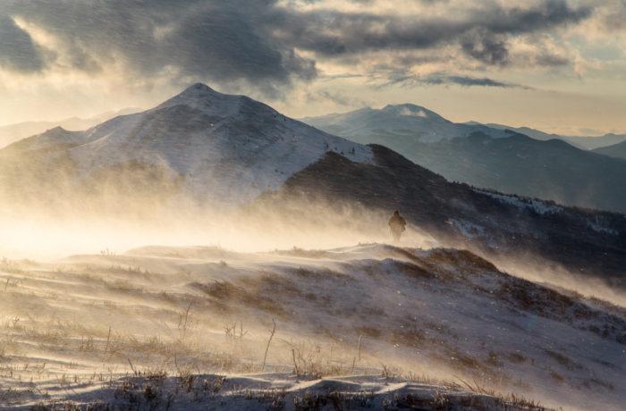 Bartłomiej Bara – 'Walking in the winter wonderland'