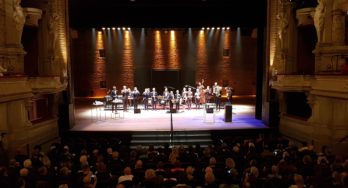 Optreden Klezmerorkest Borderland bij uitreiking Prinses Margriet Award