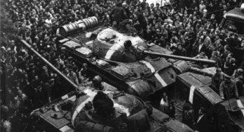 Alicja Gescinkabij de Balie over de erfenis van de protesten van1968