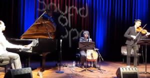 Trio Bałdych-Courtois-Telderman @  Schouwburg De Lawei | 's-Hertogenbosch | Noord-Brabant | Nederland