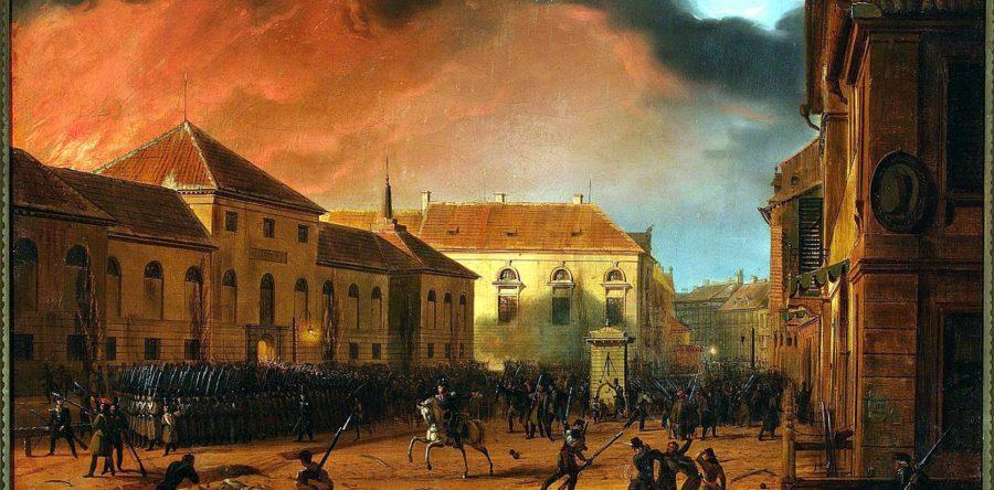 De Bestemming Van Polen En Nederland Messianisme In Het