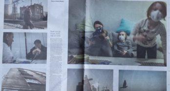 Fotoreportage over luchtvervuiling in Polen