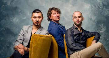 Vrijkaarten voor Jazz in Tivoli: Adam Bałdych, Vincent Courtois en Rogier Telderman