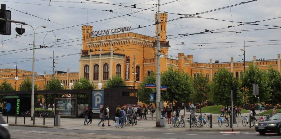 Het hoofdstation