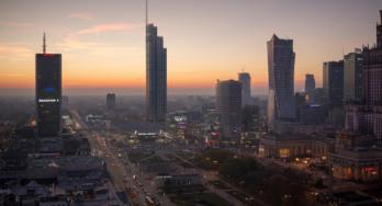 Nieuw hoogtepunt voor Warschau: Wolkenkrabber van 310 meter hoog