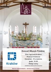 Rijk geschakeerd Pools concert in Driel @ Katholieke kerk