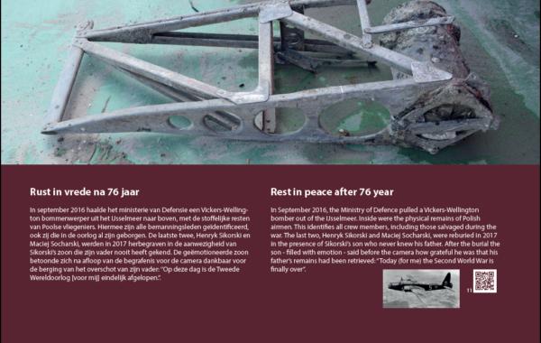 11. Rust in vrede na 76 jaar