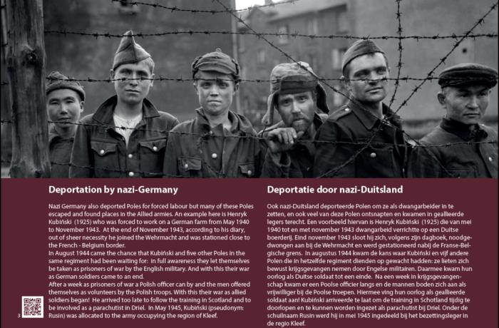 3. Deportatie door nazi-Duitsland