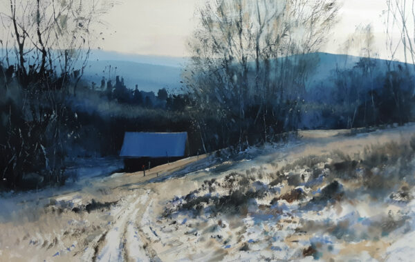 Michał Jasiewicz – Winter in Polen V