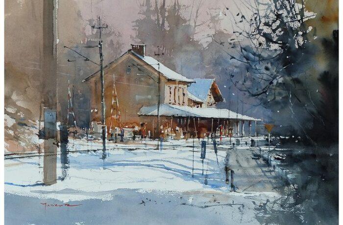 Michał Jasiewicz – Winter in Polen VI