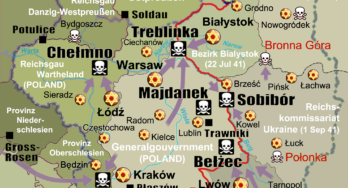 """Lezing over """"concentratie- en vernietigingskampen van de  Nazi's op Pools grondgebied"""""""