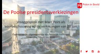 De presidentsverkiezingen in Polen – een voorbeschouwing