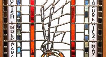 Glas-in-loodraam en Borstbeeld: Nieuwe tastbare herinneringen in Driel