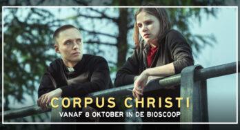 Facebookactie: vrijkaarten film Corpus Christie