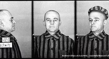 Online lezing Jack Fairweather, auteur Vrijwillig naar Auschwitz