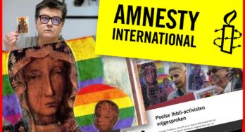 In Nederland kan je actievoeren tegen mensenrechtenschendingen in Polen