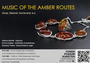 Muziek van de Amberroute @ Engelse Kerk