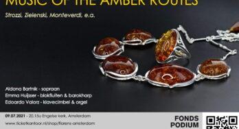 Muziek van de Amberroute